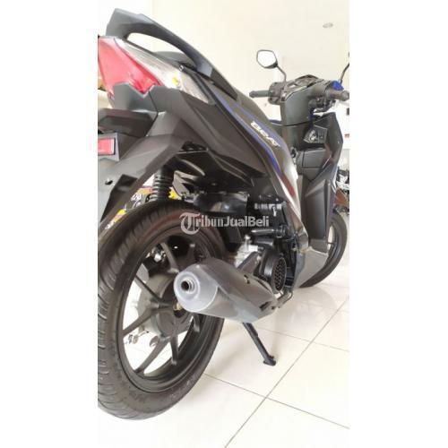 Motor Honda Beat 2020 Baru Harga Murah Ready Stok Warna Biru - Balikpapan