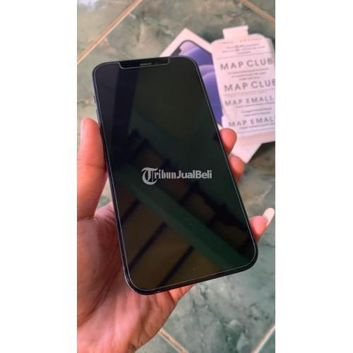 HP Apple iPhone 12 64GB Bekas Normal Garansi Panjang Digimap - Bekasi