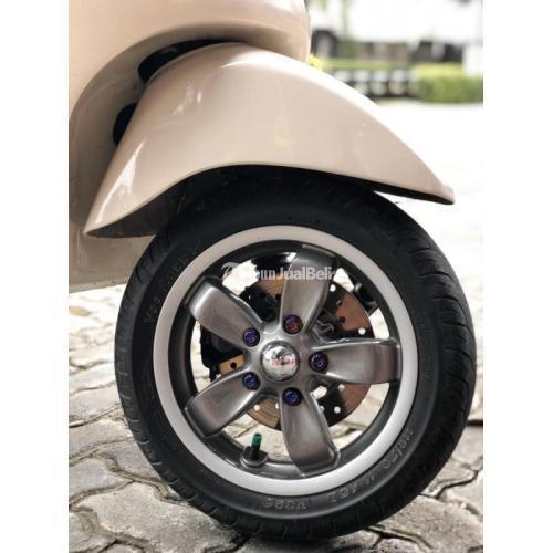 Motor Vespa LX 150 2012 Bekas Mulus Surat Lengkap Pajak Hidup - Jakarta