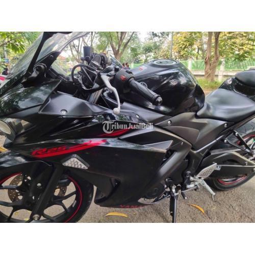 Motor Yamaha R25 2014 Mesin Kering Surat Lengkap Bekas Terawat - Surabaya