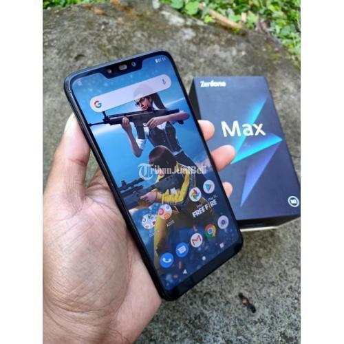 HP Asus Zenfone Max M2 3/32GB Bekas Normal Lengkap Harga Murah - Jogja