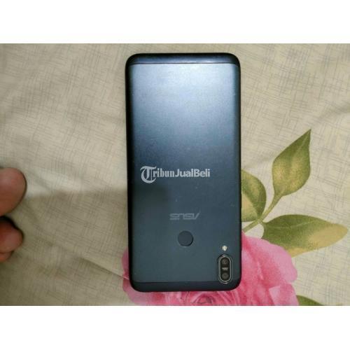 HP Asus Zenfone Max Pro M2 3/32GB Bekas Lengkap Normal Harga Nego - Jogja