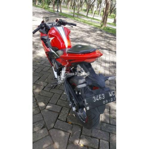 Motor Honda CBR 2016 Mesin Orisinil Bekas Kondisi Normal Mulus - Surabaya