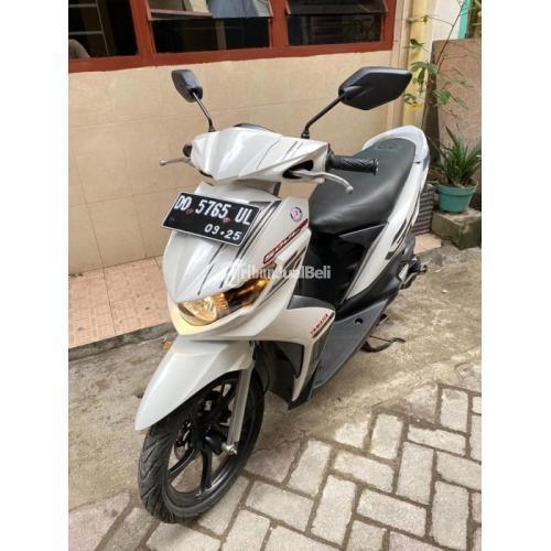Motor Yamaha Soul GT 2012 Bekas Orisinil Surat Lengkap Pajak Baru - Makassar