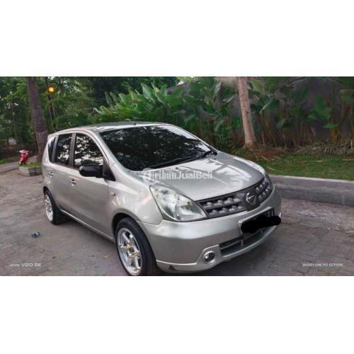 Mobil Nissan Livina X-Gear 2008 Bekas Mesin Sehat Pajak Jalan - Medan