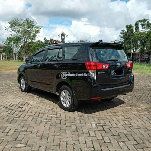 Toyota Innova Reborn 2.4 Matic Diesel 2019 Bekas Terawat Pajak Hidup - Kubu Raya