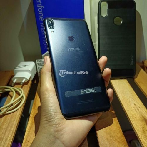 HP Asus Zenfone Max Pro M1 6/64GB Bekas Bagus Fullset - Surabaya