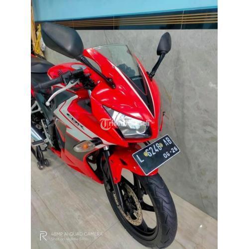 Motor CBR 150R 2016 Surat Lengkap Mesin Halus Bekas Normal - Surabaya