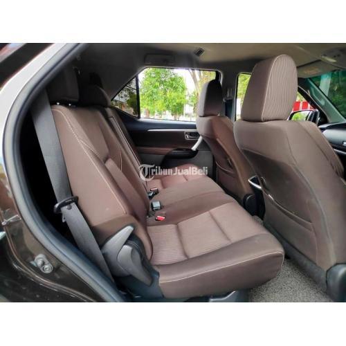 Mobil Toyota Fortuner Type G Manual 2016 Bekas Terawat Surat Lengkap - Sidoarjo