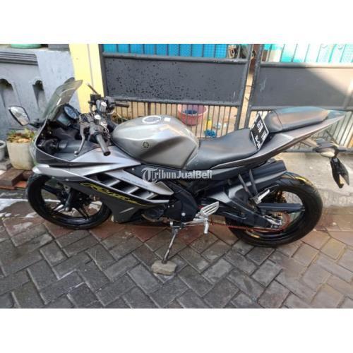 Motor Yamaha R 15 2016 Bekas Normal Mesin Sehat Pajak Bary Siap Pakai - Surabaya