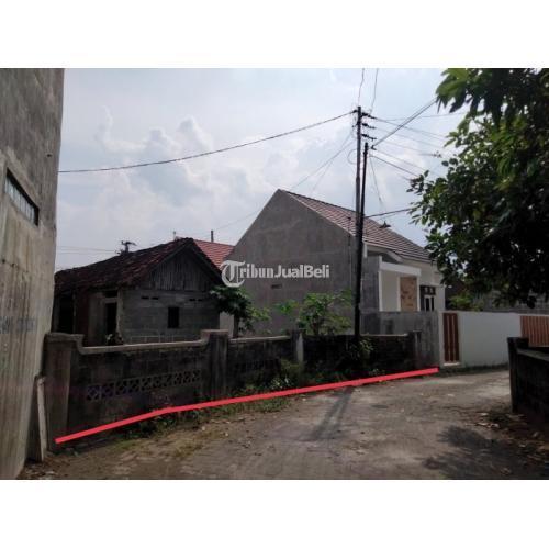 Dijual Tanah Bsgus Bisa 2 Kavling Barat Soto P.Slamet Ambarketawang Mobil Masuk - Jogja