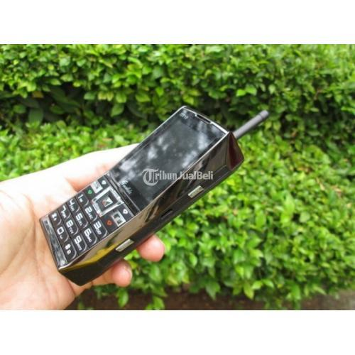 Hape Antik GT Mobile GT10 Seken Fitur Walkie Talkie UHF - Jakpus