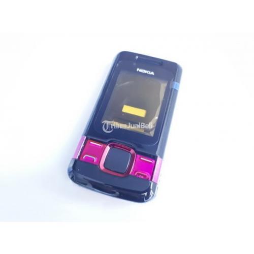 Casing Nokia 7100 Supernova Flip New Fullset - Jakpus