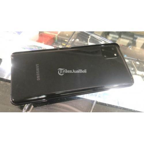 Hape Seken Samsung Galaxy Note 10 Lite RAM 8GB ROM 128GB Mulus Normal Fullset - Jakpus