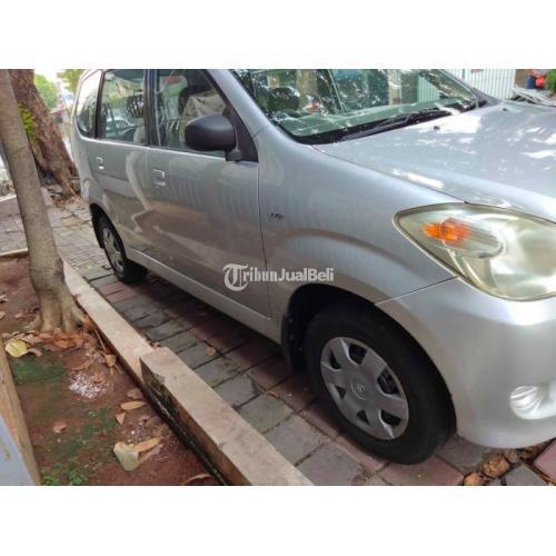 Mobil Toyota Avanza E Manual 2011 Surat Lengkap Pajak Jalan - Jakpus