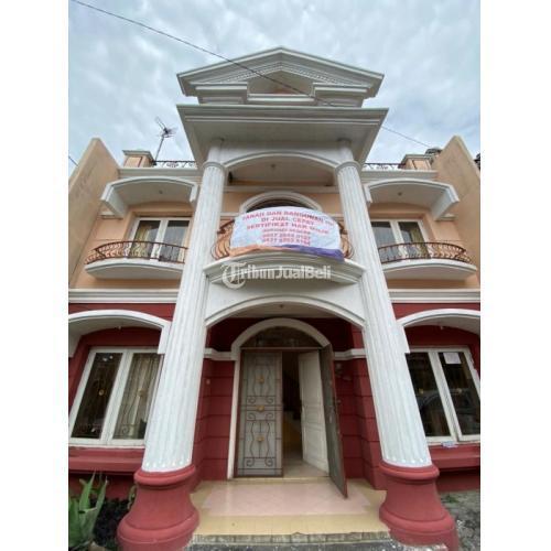 Dijual Villa Cantik Murah di Green Apple,Puncak Lokasi Strategis - Cianjur