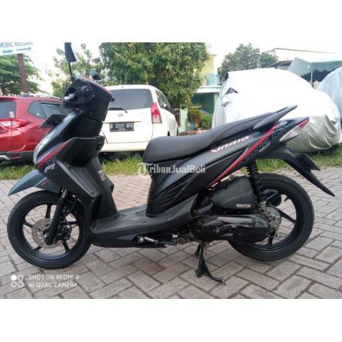 Motor Honda Vario 110cc ESP 2016 Bekas Mesin Halus Pajak Baru - Surabaya