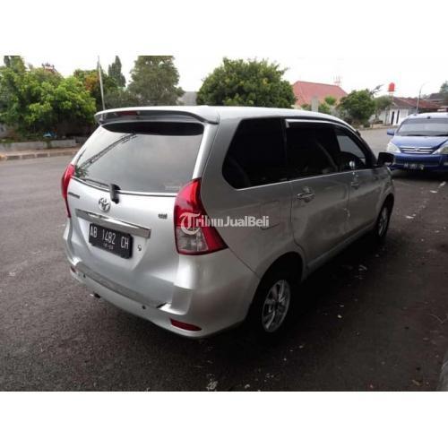 Mobil Toyota Avanza G 2013 Silver Bekas Pajak Hidup Harga Nego - Gunung Kidul