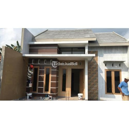 Dijual Rumah Baru Tipe 55/80 View Sawah Lokasi Padat Penduduk  - Bantul