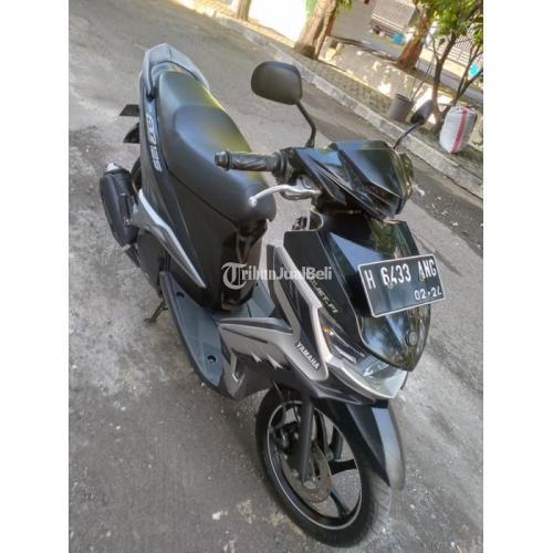 Motor Yamaha Xeon GT 125 2014 Bekas Mesin Halus Kelistrikan Normal - Semarang