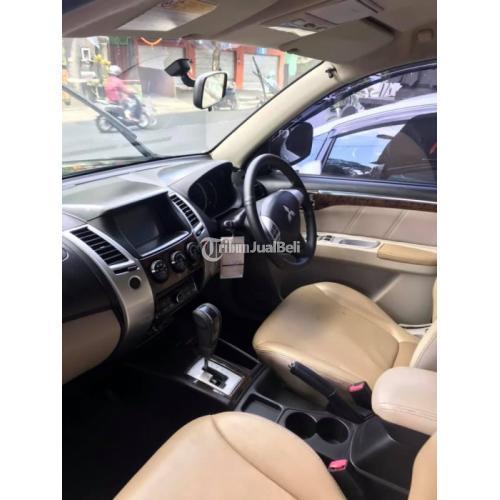 Mobil Mitsubishi Pajero Sport Exceed 2010 Matik Diesel Bekas Normal - Badung