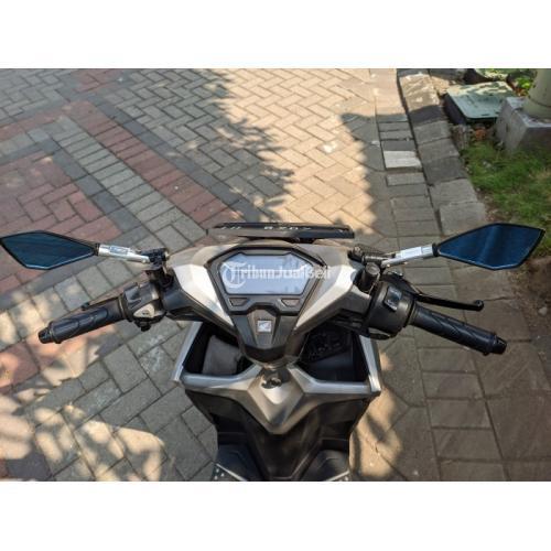 Honda Vario 150 cc 2018 Matte Silver / Abu-abu Bekas Pajak Panjang - Surabaya