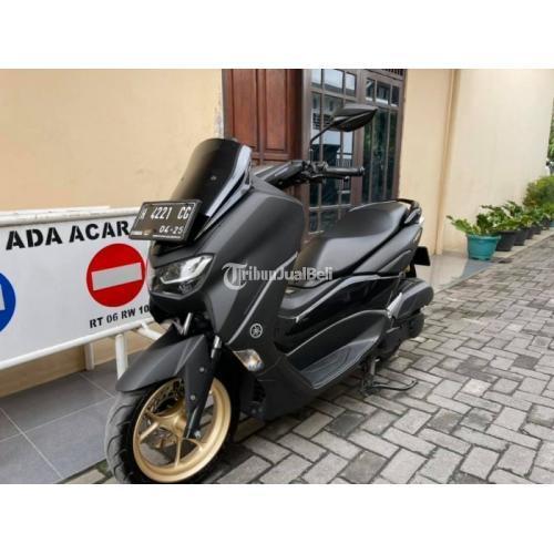 Motor Yamaha NMax 155cc 2020 Bekas Nominus Surat Lengkap Pajak On - Semarang