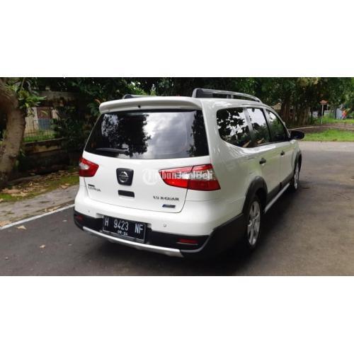Mobil Nissan Grand Livina X-Gear Matic 2014 Bekas Orisinil Tangan1 Lengkap - Semarang