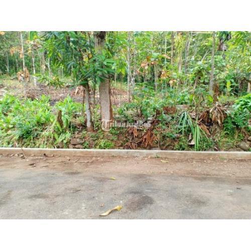 Dijual Tanah Datar 1500m2 SHM Pekarangan di Kerjo KRA - Karanganyar