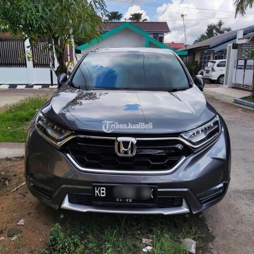 Mobil Honda CRV Prestige Turbo Matic 2018 Bekas Terawat Tangan1 Pajak Hidup - Pontianak