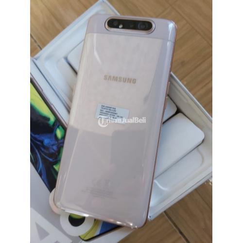 HP Samsung A80 Ram 8GB/128GB Bekas Mulus Normal Lengkap Harga Nego - Makassar