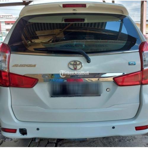 Mobil Toyota Avanza G 2015 Manual Bekas Surat Lengkap Pajak Hidup - Makassar