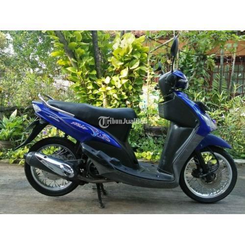 Motor Yamaha Mio 2005 Bekas Surat Lengkap Pajak Hidup Mesin Normal - Jakarta Barat