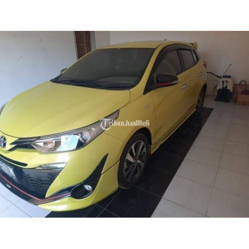 Mobil Toyota Yaris TRD A/T 2018 Bekas Kondisi Normal Mulus Pajak Hidup - Bondowoso