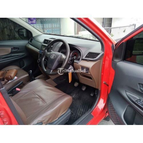 Mobil Toyota Avanza E 2016 Manual Bekas Full Orisinil Mesin Normal - Surabaya