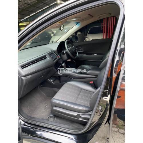 Mobil Honda HR-V 1.5 E CTV 2015 Matik Bekas Body Mulus Siap Pakai - Bantul