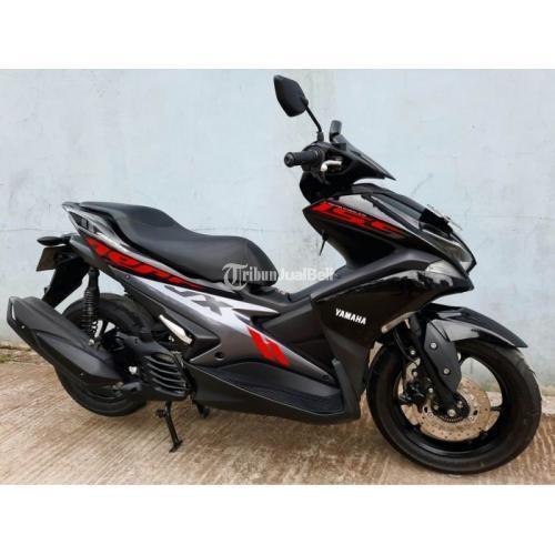 Motor Yamaha Aerox 155 VVA 2019 Bekas Pajak Panjang Surat Lengkap - Yogyakarta