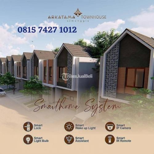 Dijual Rumah Baru di ARKATAMA TOWN HOUSE CIMANGGIS - Depok