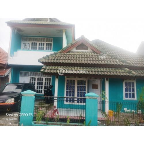 Dijual Rumah di Perumahan Polamas Dekat Kampus UIN Imam Bonjol - Padang