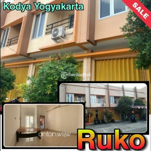 Dijual Ruko MURAH 2 Lantai, selatan XT square KODYA YOGYA. Parkir,Mobil papasan - Yogyakarta