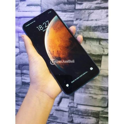 HP Xiaomi Redmi 9A Green Ram 2GB/32GB Bekas Fullset Mulus No Minus - Denpasar