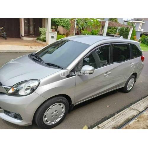 Mobil Honda Mobilio 2015 Tipe E Manual 2015 Bekas Pajak Panjang - Purwokerto