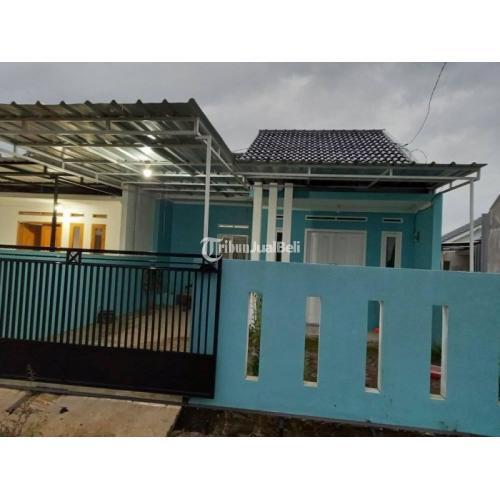 Dijual Rumah Baru Bebas Banjir Luas Bonus Pomba dan Canopy Harga Diskon - Bandung