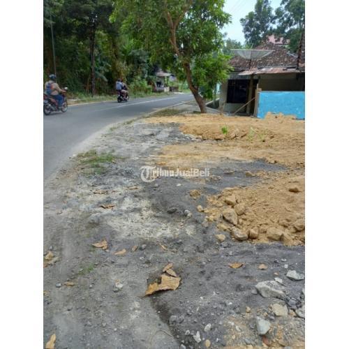 Dijual Tanah Strategis Jl Aspal Tugu Watulangkah-selatan Pasar Ambarketawang - Jogja