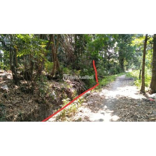 Dijual Tanah Jombor Kidul-200m Selatan RingRoad, Belakang Java Tea House, SHM - Jogja