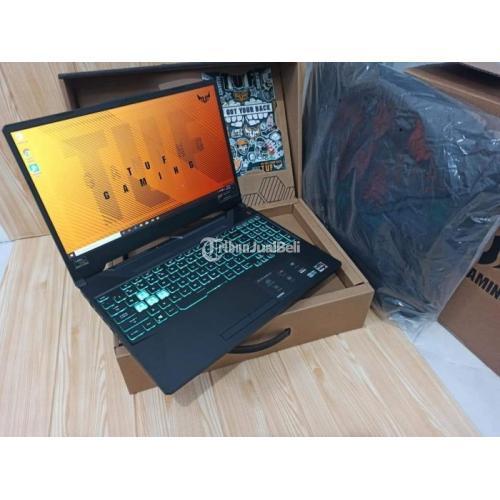 Laptop Asus TUF Gaming FX506IV Ryzen 7 Bekas Mulus Like New Garansi On - Sidoarjo