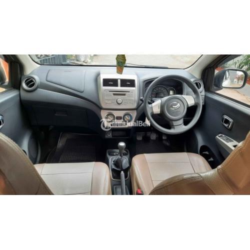 Mobil Daihatsu Ayla X Manual 2016 Bekas Tangan1 Terawat Surat Lengkap - Bekasi