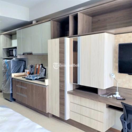 Jual Apartemen Grande Valore Bekasi Studio Furnished Harga Nego - Bekasi