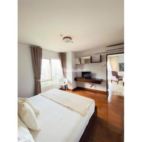 Sewa Apartemen Permata Hijau Residences Jaksel 3BR Furnished Harga Nego - Jakarta