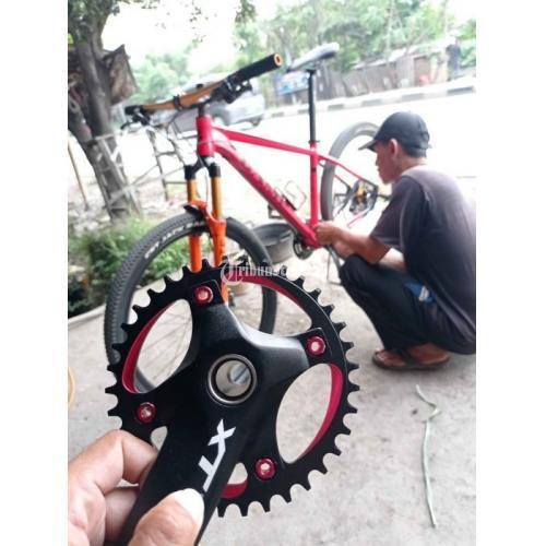 Sepeda MTB Camp Felix Bekas Like New Normal Mulus - Tangerang
